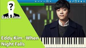 download mp3 eddy kim when night falls eddy kim 에디킴 when night falls 긴 밤이 오면 piano cover