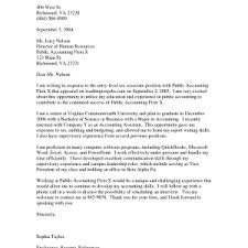cover letter accountant cover letter examples accounting cover