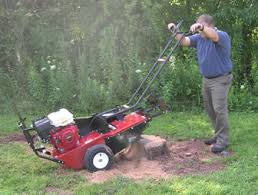 stump grinder rental near me stump cutters grand rental station erie