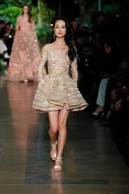 fashion show 2015 spring summer dresses for western girls by