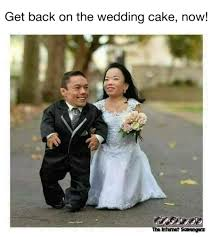 Funny Wedding Memes - figures escaping from the wedding cake funny inappropriate meme