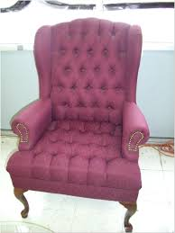 Wingback Chairs Design Ideas Popular Queen Anne Wingback Chair Design Ideas 31 In Gabriels Bar