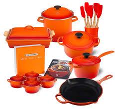 le creuset 20 piece premium cookware set flame huppin u0027s