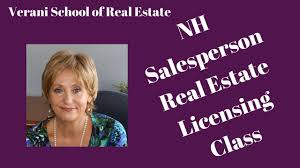 nh salesperson real estate license classes verani of real