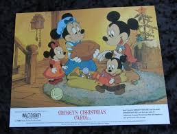 image mickeys christmas carol lobby card uk jpg disney wiki