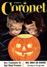 halloween magazines peoples home journal magazine november 1924