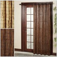 patio doors side door curtain panels remarkable curtains for