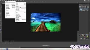 how to change sky color in photoshop cs6 youtube