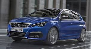 peugeot cars malaysia peugeot 308 facelift revealed with new engines 8at