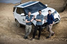land rover desert discovery expedition beams the desert into the classroom luxsure