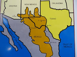 Rio On Map Chihuahuan Desert Emerson Thinglink