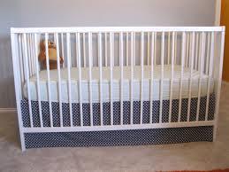 Kalani Mini Crib White Precious Ikea Baby Nursery Ideas Baby Boys Nursery Design Together