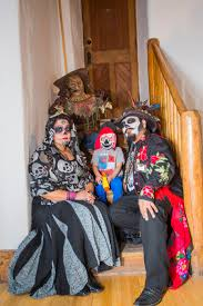 Family Of Four Halloween Costumes by Kids The Harwood Museum Of Art Kids Learn