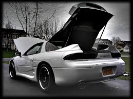 white mitsubishi sports car myirocdaytona 1997 mitsubishi 3000gt specs photos modification