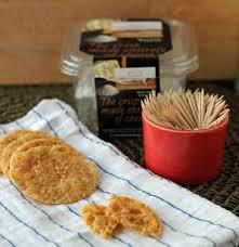 kitchen table bakers parmesan crisps gluten free snack sesame parmesan crisps from kitchen table bakers