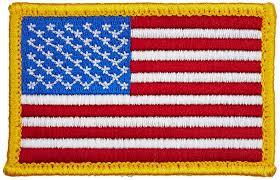Uniform Flag Patch Amazon Com Blackhawk American Flag Patch Subdued Coyote Tan