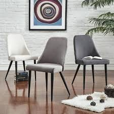 white upholstered wingback dining chair albie wing uk 88 489