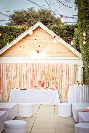 house party designer kristi bender u0027s splendid backyard birthday
