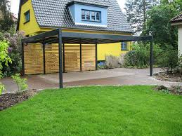 design carport holz design carport im kubus format cartop