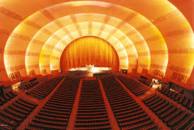Art Deco Interior by Radio City Music Hall Playuna