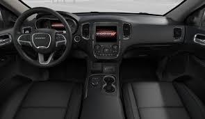 2001 Dodge Durango Interior 2017 Dodge Durango Gt Elder Chrysler Dodge Athens Tx