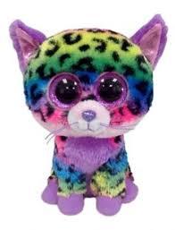 ty beanie boo boos trixie leopard 6