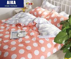 Yellow Polka Dot Duvet Cover Duvet Cover Polka Dot Bedding Sets Bedclothes Queen Size Pink Bed