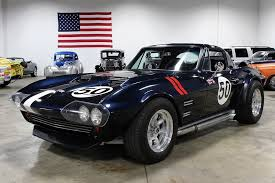 64 corvette specs navy 1964 chevrolet corvette grand sport for sale mcg marketplace