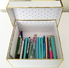 file to style bright storage for an organized desk