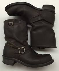 ebay womens leather boots size 9 arturo chiang s brown leather calf boots size 8 5