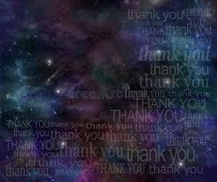 imagenes de agradecimiento al universo agradecimiento del universo imagen de archivo imagen de apacible