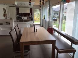 Esszimmer Buche Gebraucht Esszimmergarnitur Mit Bank Innenarchitektur Und Möbel Inspiration