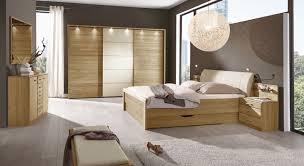 Schlafzimmer Komplett Led Schlafzimmereinrichtung Aus Eiche Mit Vielen Beimöbeln Praia