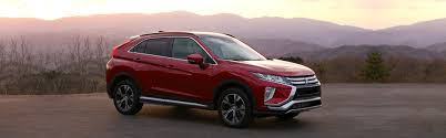 mitsubishi dubai mitsubishi unveils the 2018 eclipse cross at dubai motor show