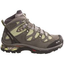 womens boots tex salomon comet 3d tex hiking boots for save 60