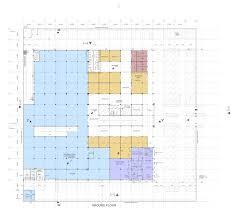 floor plan of a shopping mall mega mall kakamega