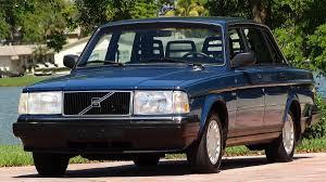 classic volvo 1990 volvo 240 240dl 17 classic cars
