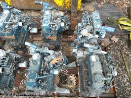 10 kubota d722 719l three cylinder diesel engines item b