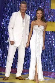 beckham wedding dress longoria hasn t talked to beckham about designing