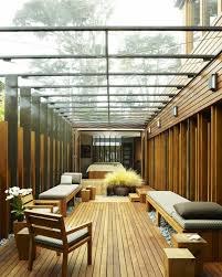 glass roof house glass roof terrace view dhaka