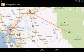 Palo Alto Zip Code Map by Package Tracker For Tablet Android Apps On Google Play
