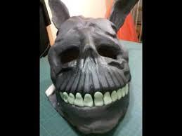 Donnie Darko Halloween Costume Fabricacion Mascara Donnie Darko
