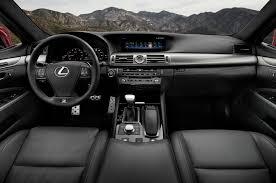 lexus sedan models 2005 refreshing or revolting 2018 lexus ls motor trend