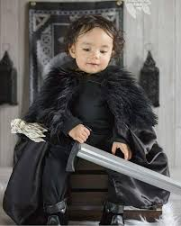 tyrion lannister halloween costume satin or suede baby jon snow cloak baby gameofthrones cosplay