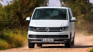 volkswagen multivan vw shows off its latest transporter adventure van