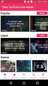 download mp3 youtube flvto get the best youtube to mp3 downloader app for android for free