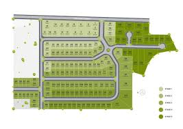 land for sale at santana park qld package with house designs