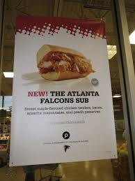 publix halloween horror nights 2015 the internet is in america you can now eat an atlanta falcons sub