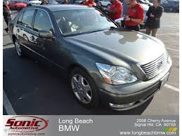 lexus ls430 interior 2004 cypress pearl lexus ls 430 58915286 gtcarlot com car