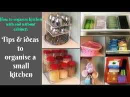 how can i organize my kitchen without cabinets some new ideas to organize a small indian kitchen organize
